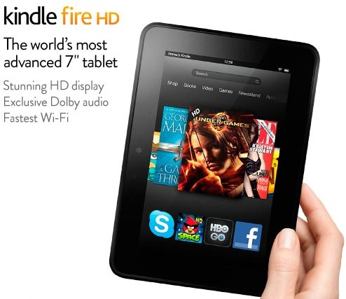 kindle fire hd data recovery