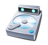 Data recovery for hard drive